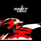 Shift Shirts Flame Throwing Hybrid by ShiftShirts