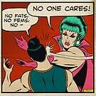 No one cares by Cheyne Gallarde