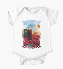 13th Doctor at gallifrey planet One Piece - Short Sleeve