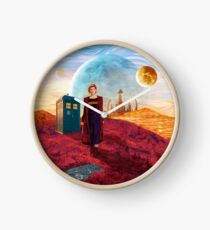 13. Doktor am Gallifrey Planeten Uhr