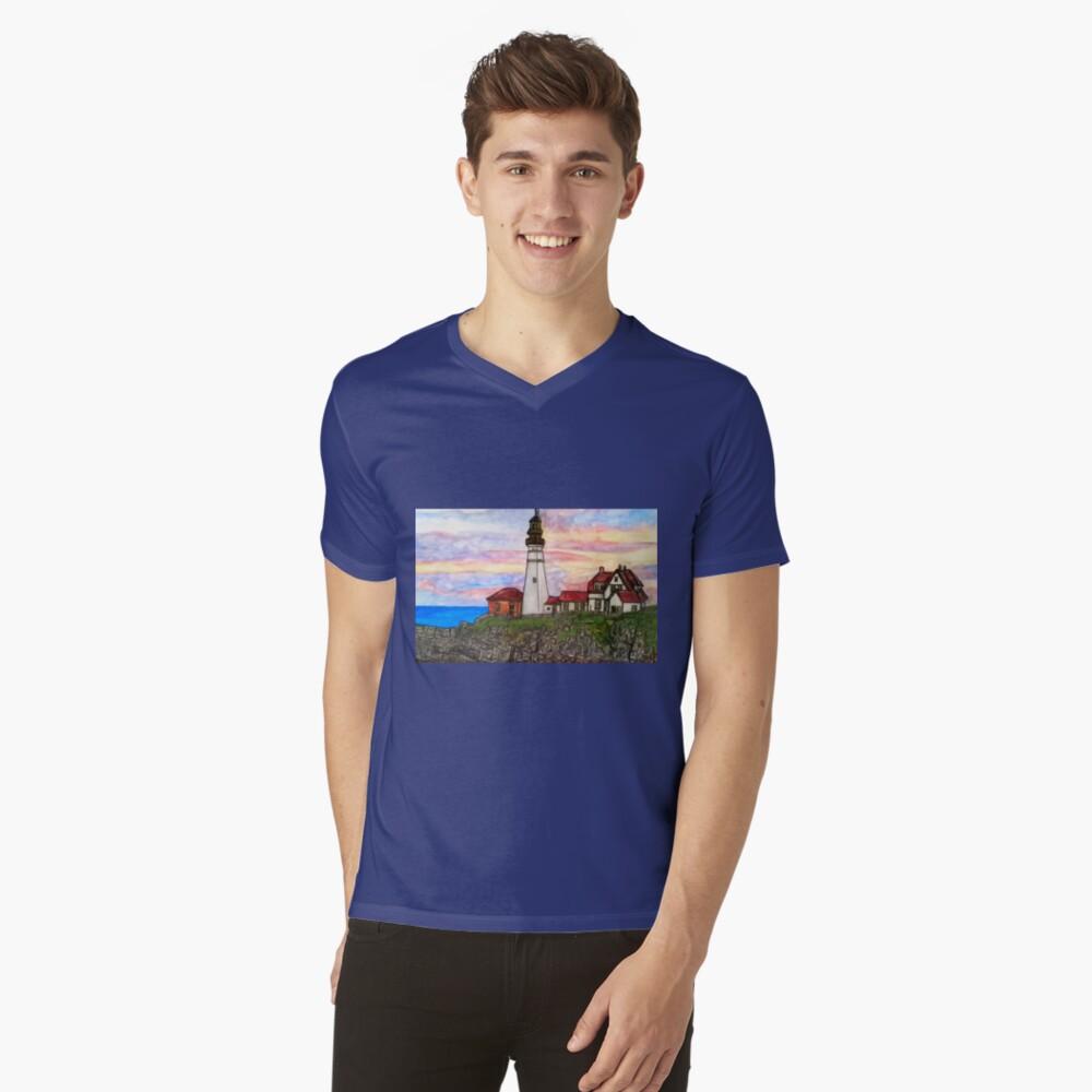 Immer wieder T-Shirt mit V-Ausschnitt