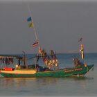 Honey Tara's Fishing Boat by DAdeSimone