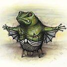 Frogbat  by Kaitlin Beckett