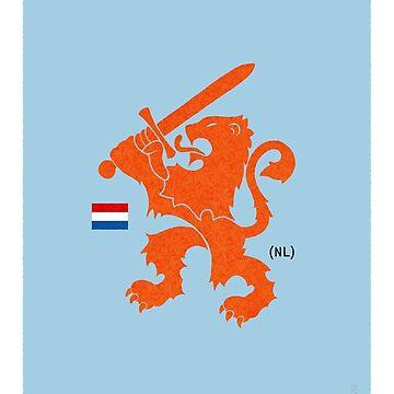 Dutch Lion by 73553