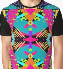 Neon Tribe 2 Graphic T-Shirt