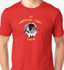The Mordecai & Rigby Show Unisex T-Shirt