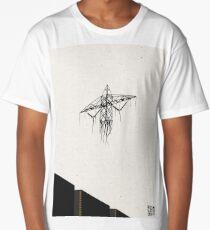 Flying Creature  Long T-Shirt