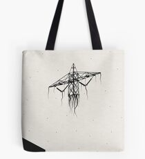 Flying Creature  Tote Bag