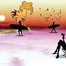 plage by ariaznet