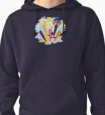 Carrots Are Tops Pullover Hoodie
