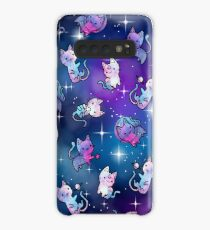 Space Kitties Case/Skin for Samsung Galaxy