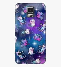 Funda/vinilo para Samsung Galaxy Space Kitties