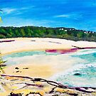 'That Straddie Feeling' by gillsart