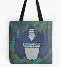 optimus prime even better than before Tote Bag