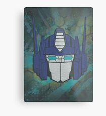 optimus prime even better than before Metal Print