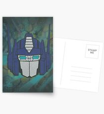 optimus prime even better than before Postcards