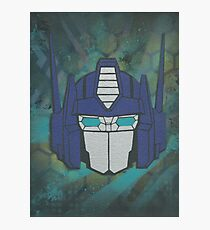 optimus prime even better than before Photographic Print