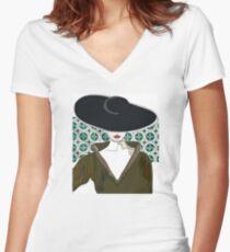 Woman Secrets - Louie Camiseta entallada de cuello en V