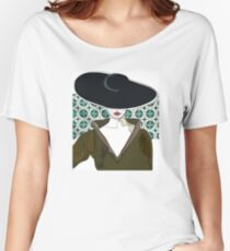 Woman Secrets - Louie Camiseta ancha para mujer