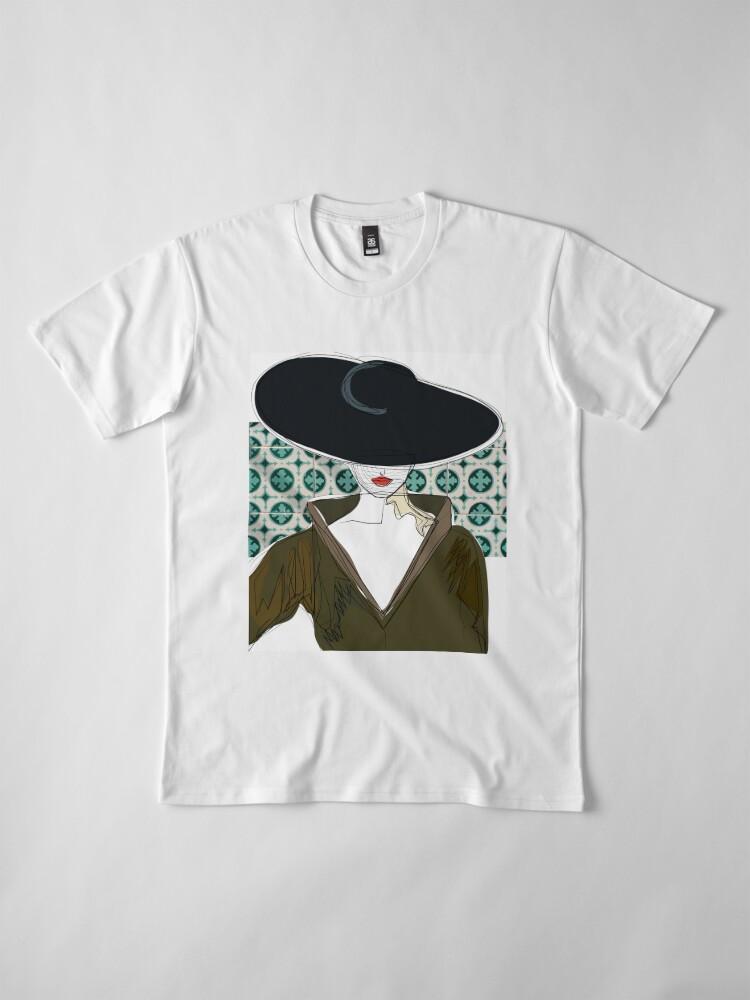 Vista alternativa de Camiseta premium Woman Secrets - Louie