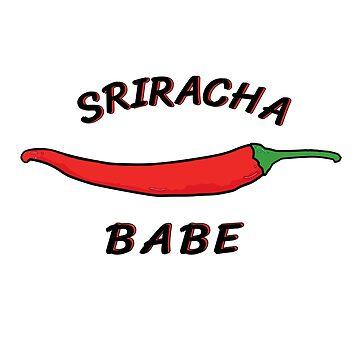Sriracha by DedEye