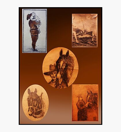 1929 Ancestor Art Photographic Print