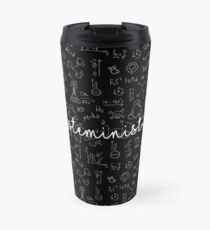 stem women steminist Travel Mug