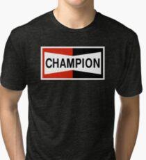 CHAMPION SPARK PLUG RENNWAGEN Vintage T-Shirt