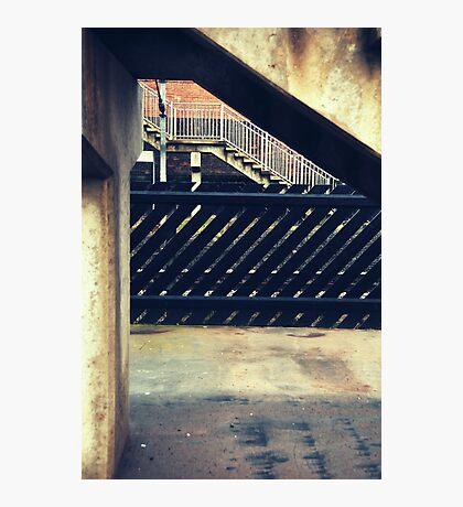 Thirsk Train Station Photographic Print