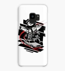 Back to the ghostbusters Case/Skin for Samsung Galaxy