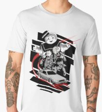 Back to the ghostbusters Men's Premium T-Shirt
