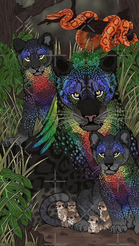 Jungle's Treasure by Marjorie Serra