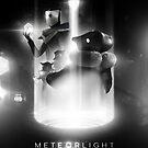 METEORLIGHT POSTER by Jonny Eveson