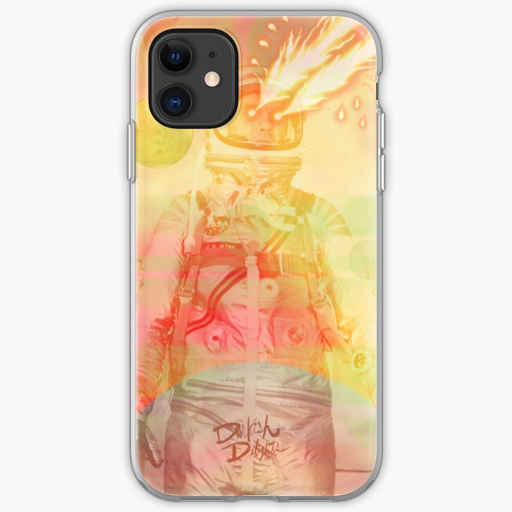 Space Cadet Bill iPhone Soft Case