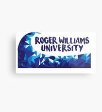 Roger Williams Wave Metal Print