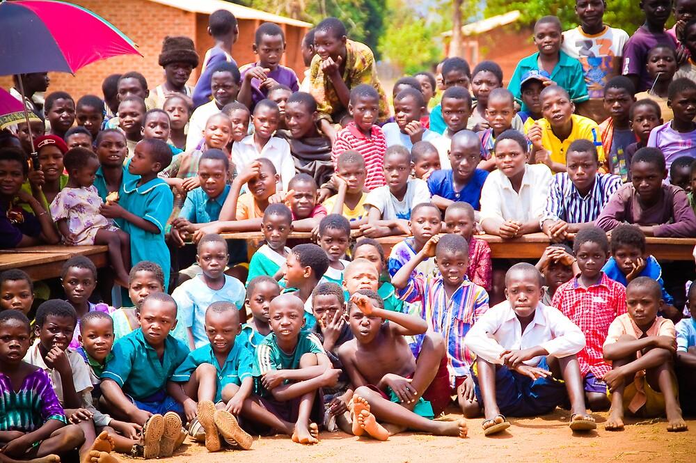 So many children (Malawi) by Tim Cowley