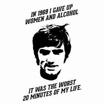 Georgie Best - Worst 20 minutes of my life by theunitedpage