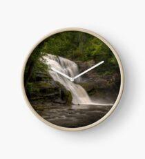 Bald River Falls, Tennessee Clock