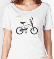 Raleigh Strika Mk 2 Women's Relaxed Fit T-Shirt