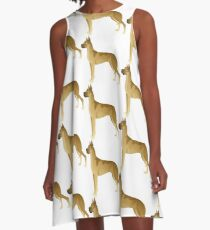 Great Dane A-Line Dress