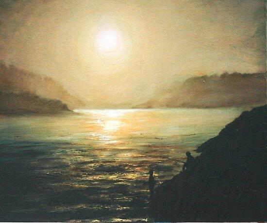 The Midnight Sun by Jarko