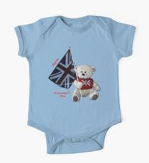 St George's Day Teddy Kids Clothes