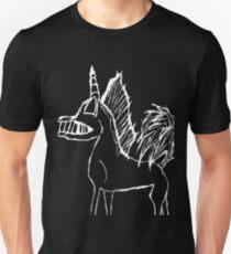 Unicorn-blk T-Shirt