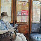 Travelling Man by Sheila Fielder