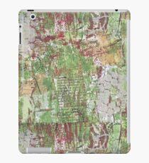 Grungy abstract iPad Case/Skin