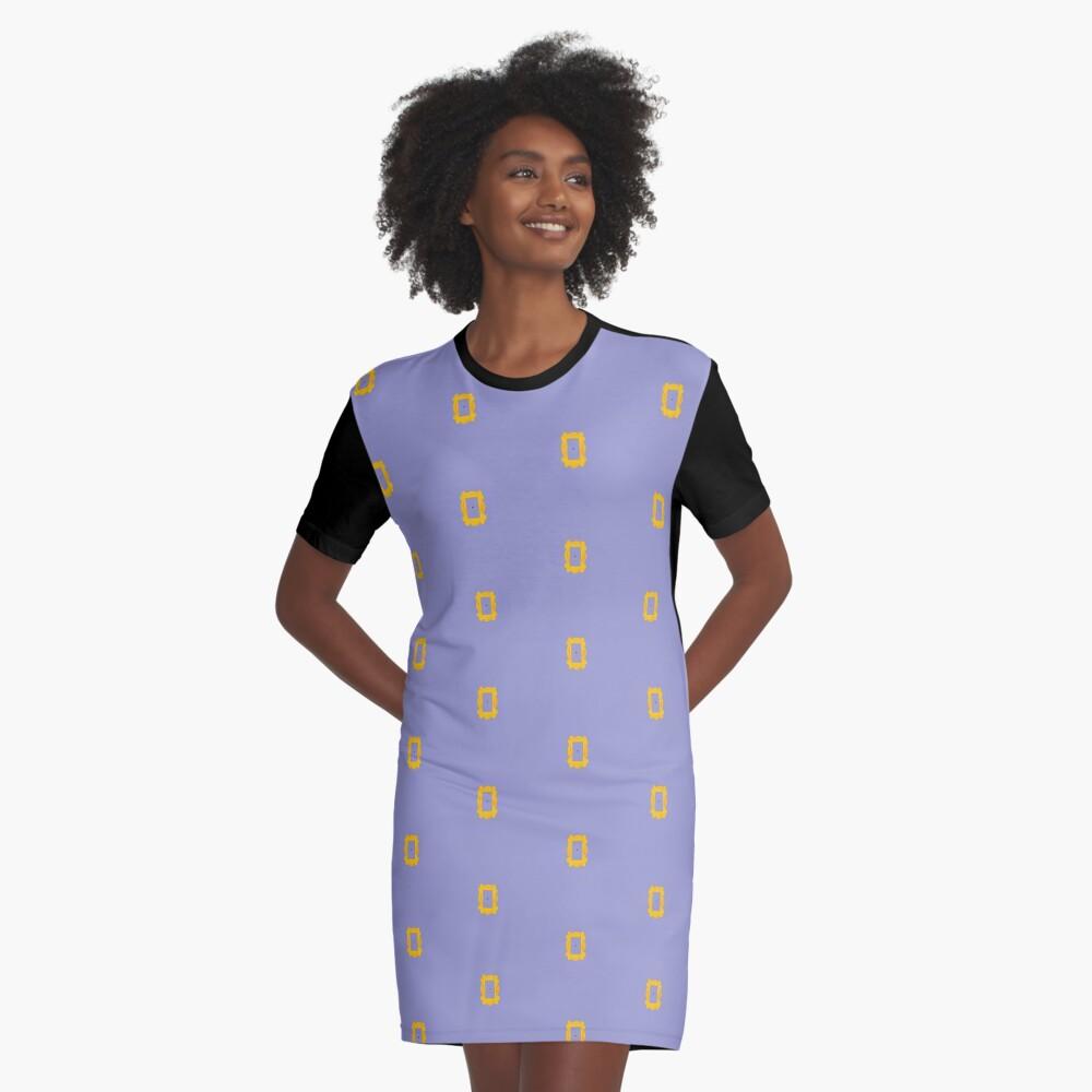 GUCKLOCH T-Shirt Kleid