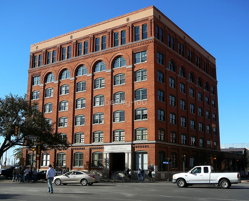 The Old School Book Depository by becky-lou