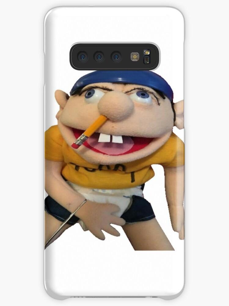 'SML Jeffy ' Case/Skin for Samsung Galaxy by Crazycrazydan