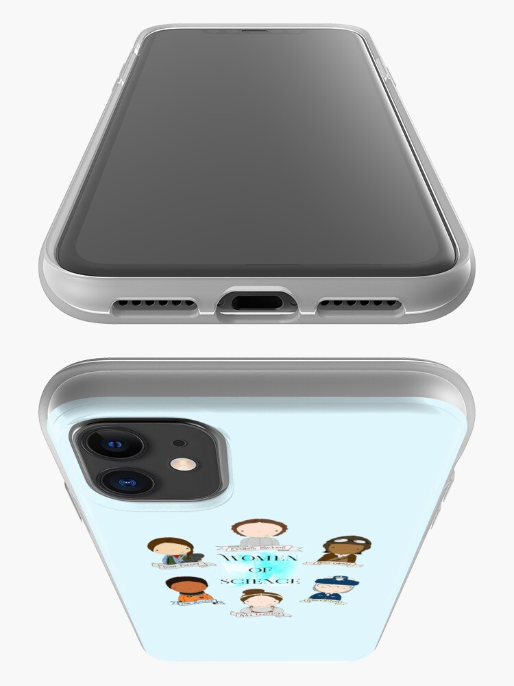 Alternate view of Women of Science iPhone Case & Cover