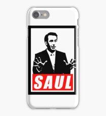 Better Call Saul - Saul (Obey) iPhone Case/Skin
